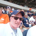 That's me at the Bears - Falcons Game  by Mark 2400