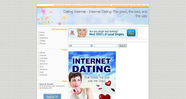 are dating websites a bad idea