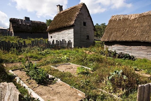 Plimoth Plantation Massachusetts Tripomatic