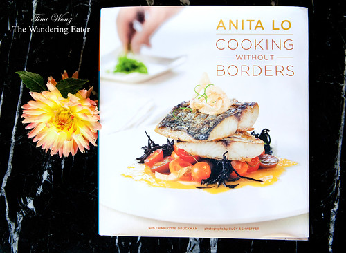 "Anita Lo's book, ""Cooking Without Borders"""