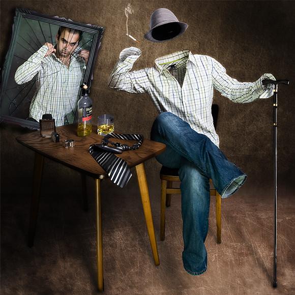 """Série """"Mes portraits"""" de Sim_Pakost 6182229942_4299ab4130_z"""