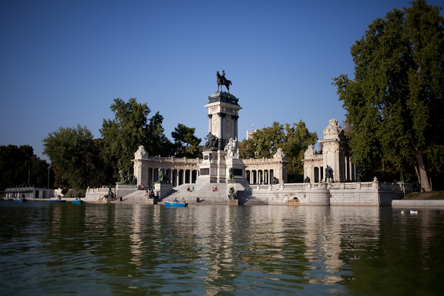 el retiro from a boat