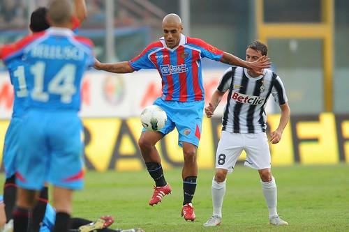 Juventus-Catania 1-0, le pagelle di SiciliaToday, Almiron il migliore tra gli etnei$