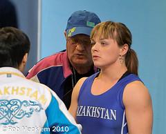 Podobedova Svetlana KAZ 75kg