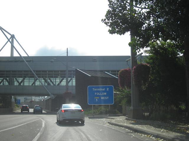 Minneapolis-St. Paul Airport Roads