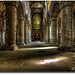 Dunfermline Abbey Medieval Nave by carrmp