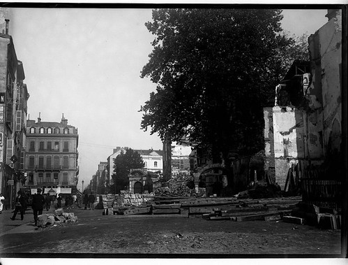 Rue du Languedoc - 1900