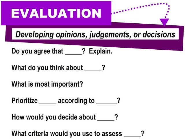 evaluating critical thinking skills The evaluation of critical thinking skills in clinical practicum (1994) noted that a good critical thinker engages in analysis, interpretation, evaluation.