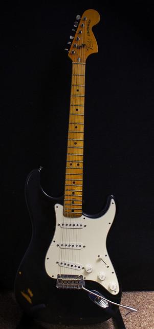 Photo:Fender Strat By John W. Tuggle