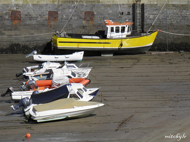 Boats In The Harbour 3
