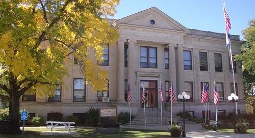 mo missouri princeton 1912 1910s mercercounty courthouses countycourthouses usccmomercer raesanneman