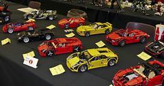 LEGO Technic: Supercars at Brickcon 2011
