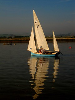 Estuary yachting