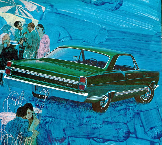 1967 Ford Fairlane Ad