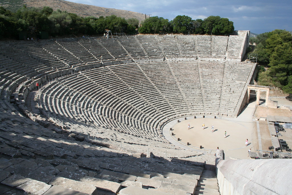 Ancient Theatre of Epidavros