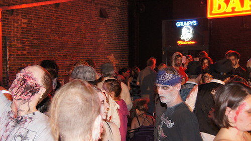 2011 Minneapolis Zombie Pub Crawl