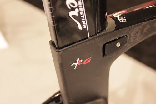 Willier Twin Foil 09 cam tail post