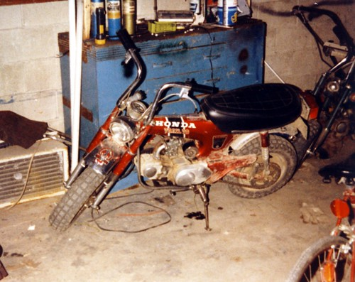 1971 Honda CT70H by dclarson