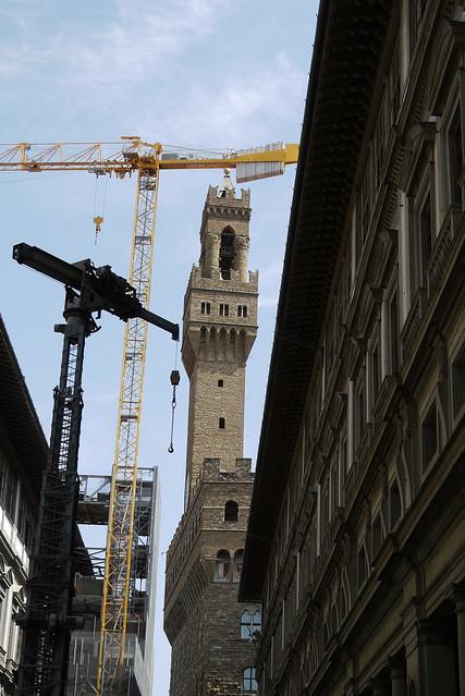 Palazzo Vecchio 舊宮