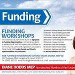 Diane Dodds - Funding Workshops