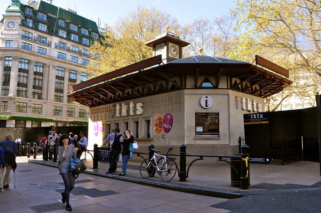 tkts - Leicester Square