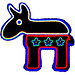 Democratic Donkey - Icon