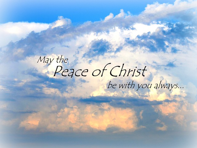 peace of christ flickr photo sharing