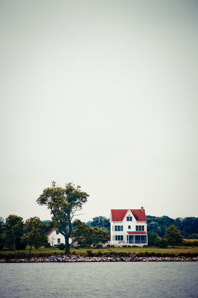 Story Book House on the River