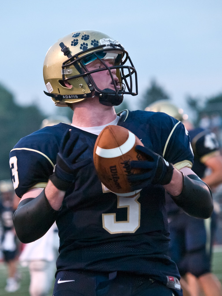 Franklin Regional vs Kiski Area - HS football - 090911
