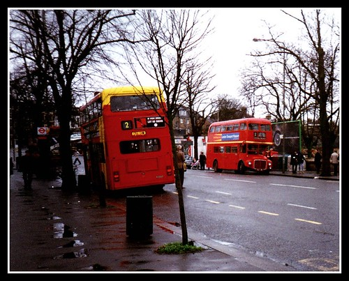 London transport RM1 Feb 1996 on route 2 Crystal Palace