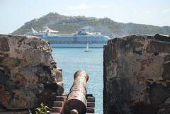 Fort Amsterdam, St Maarten Feb 2008
