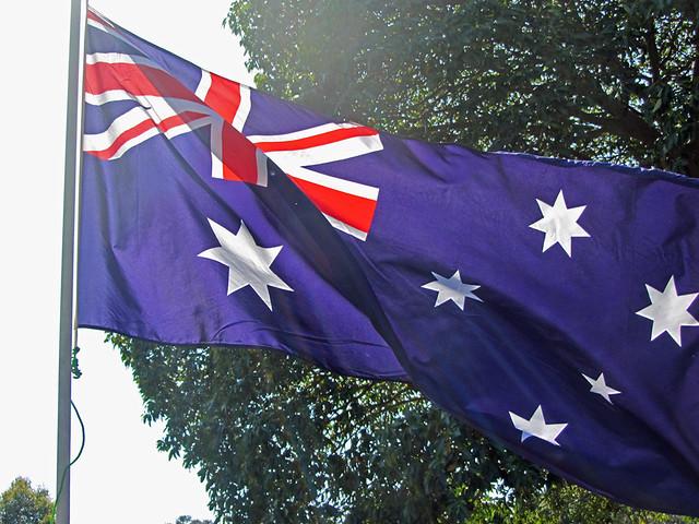 Header of un-australian