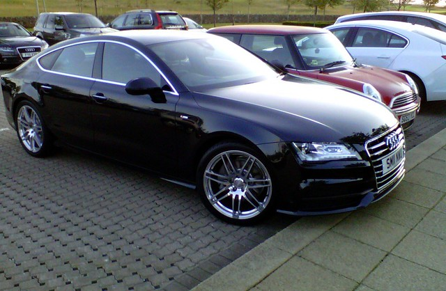 audi a7 sportback s line flickr photo sharing. Black Bedroom Furniture Sets. Home Design Ideas