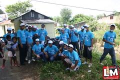 Fundación Ambiente Global Día Internacional de limpiezas de costas, ríos y playas en Espaillat