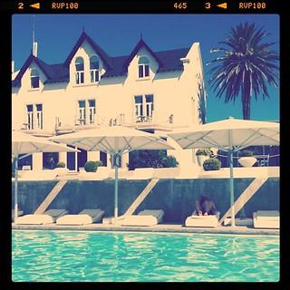 pool view, cascais, portugal