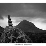 Iske of Skye Cuillin Mountains