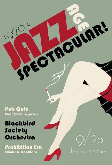 1920's Jazz Age Spectacular