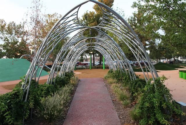 Myriad Botanical Gardens 39 Children 39 S Garden Flickr