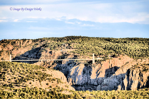 bridge colorado suspension hdr royalgorge canoncity imagebydesignworks