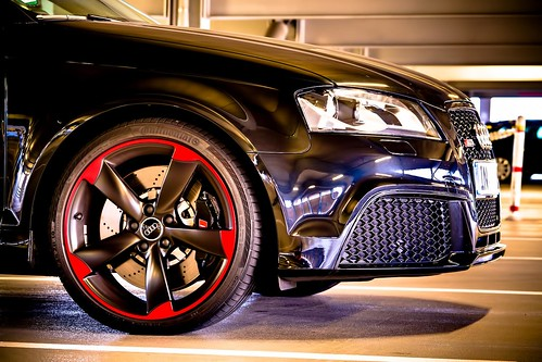 Audi RS3 by gentic77