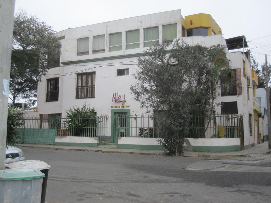 Lima Peru Hostel