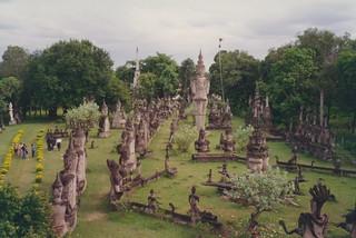 Vientiane, Buddha Park