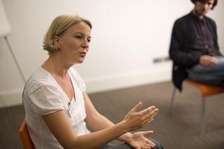 KS12 Workshop at British Council