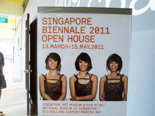 Singapore Biennale 2011 - OPEN HOUSE