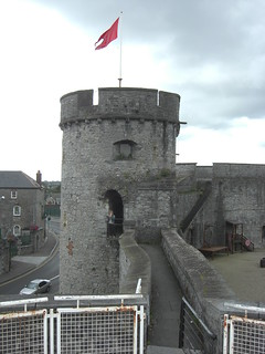 Attēls no King John's Castle. ireland castle europe limerick kingjohnscastle