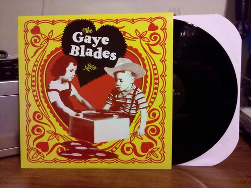 The Gaye Blades - S/T LP
