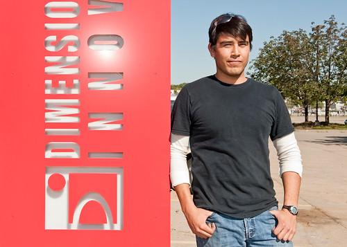 Matt Castilleja at Dimensional Innovations