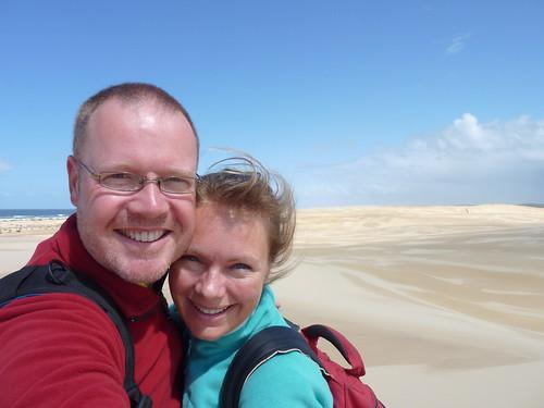 Port Stephens - Stockton Beach Sand Dunes - 5