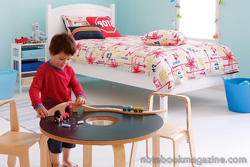 Chalkboard Playtable