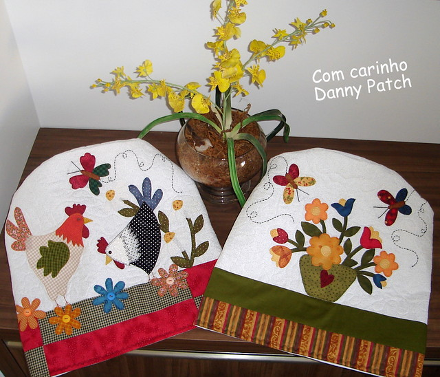 Capas bombona flickr photo sharing - Patchwork para cocina ...